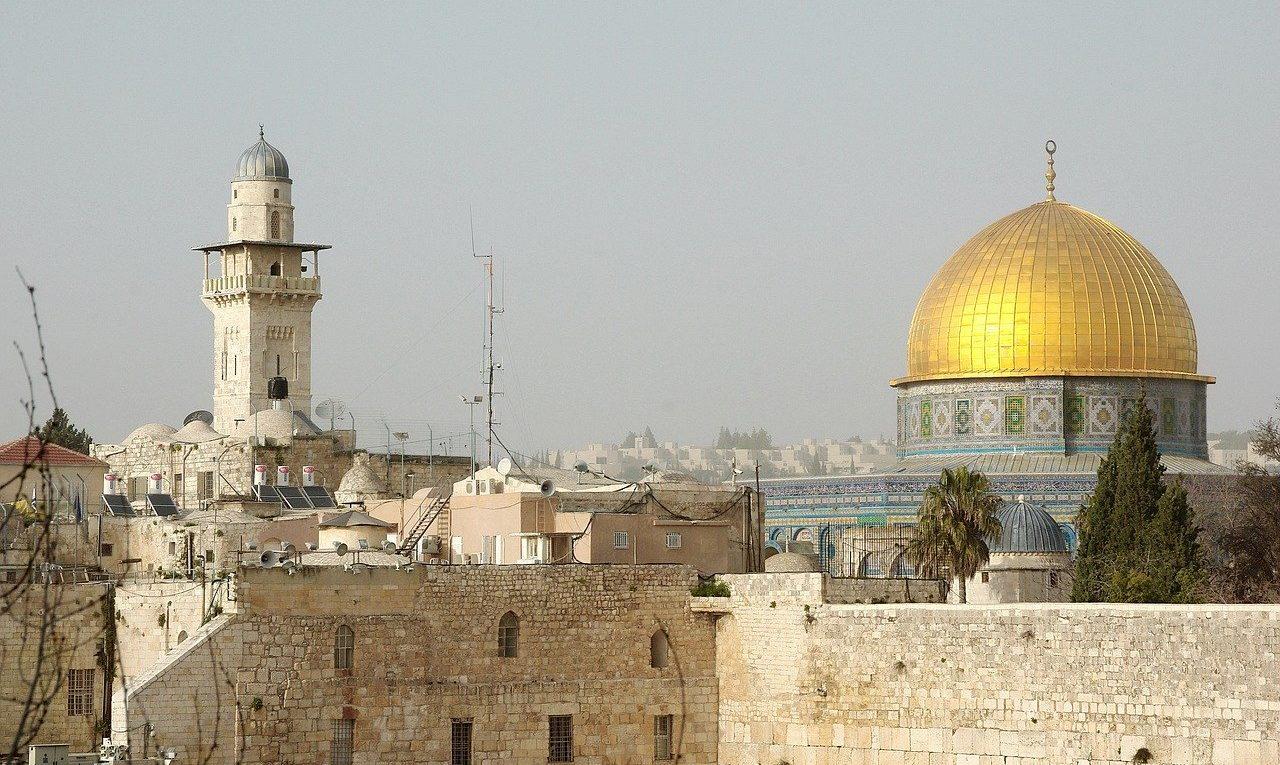 israel, palestine, wall