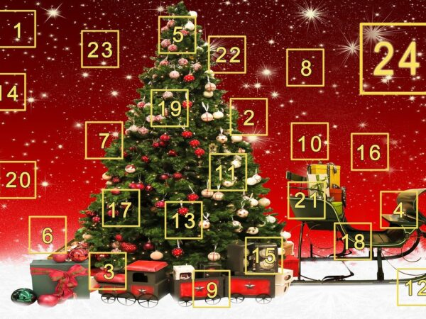 advent calendar, advent, gifts